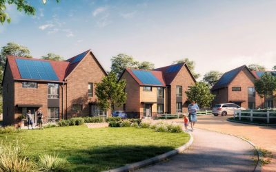 New Shared Ownership Homes – West Chiltington, West Sussex